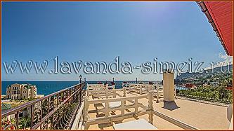 Симеиз: отель Лаванда